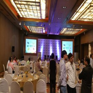 Blow  Tank Industry Event