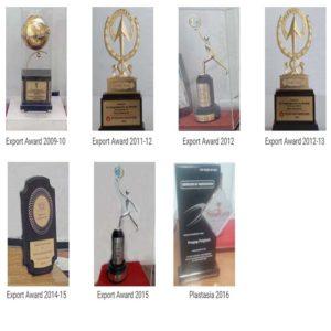 Prayag Masterbatches Awards