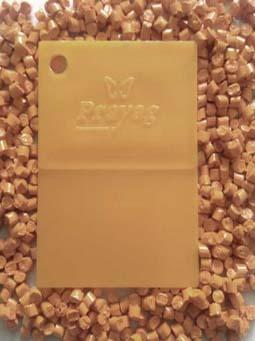 metallic-gold-masterbatch